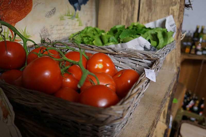 Hofladen Hilserhof Frisches Gemüse