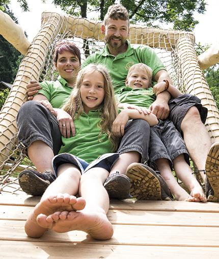 Familie Wernet Hilserhof
