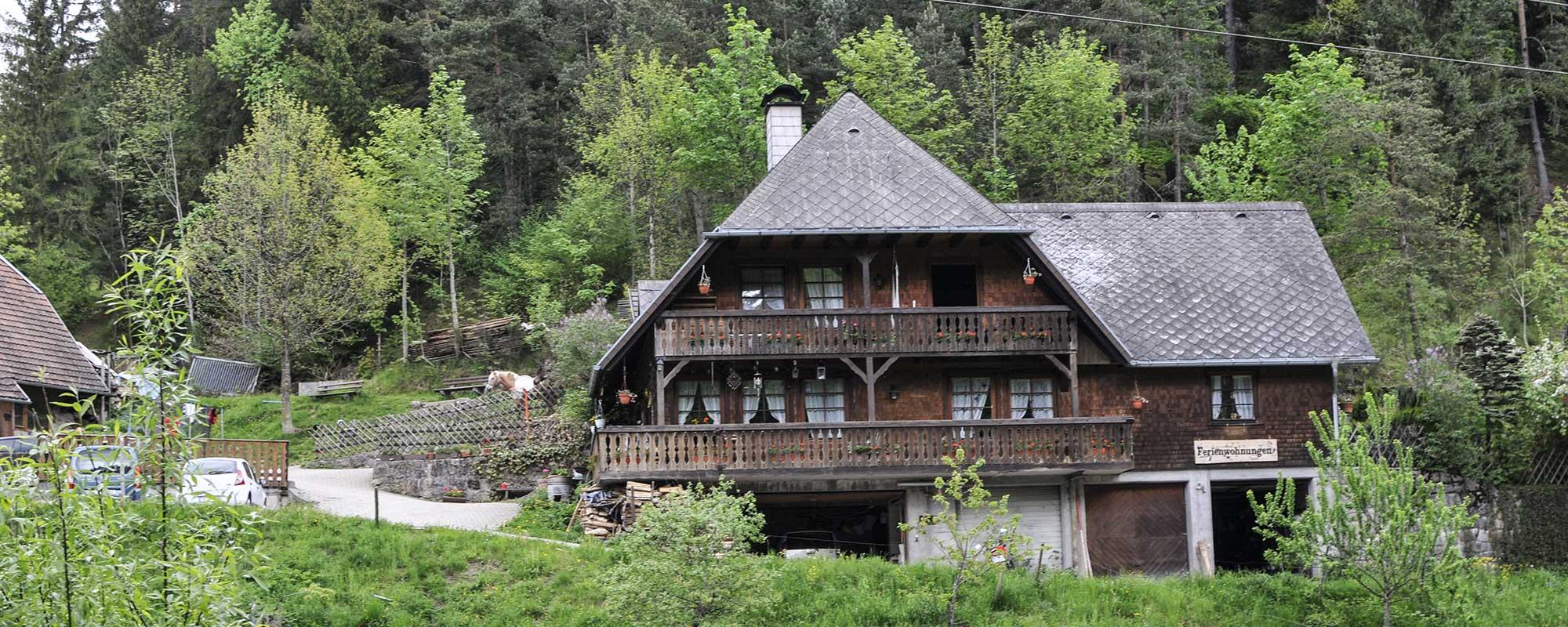 Ferienwohnungen Hilserhof