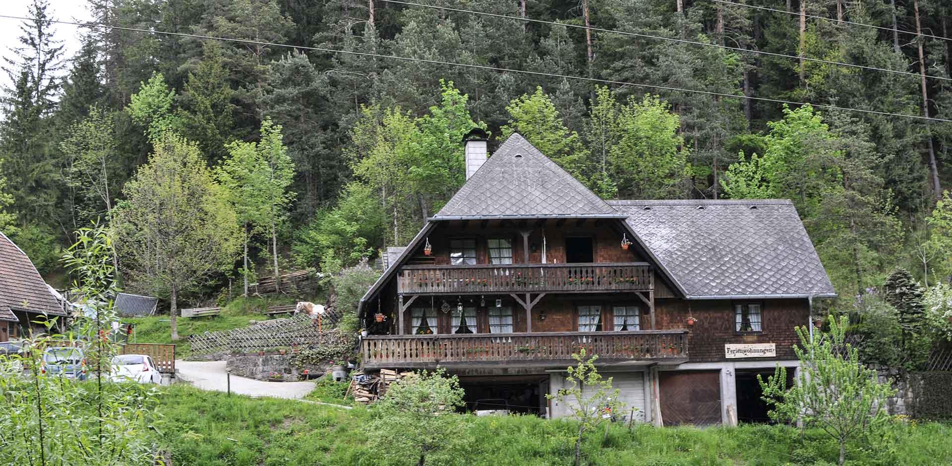 Ferienwohnungen im Schwarzwald