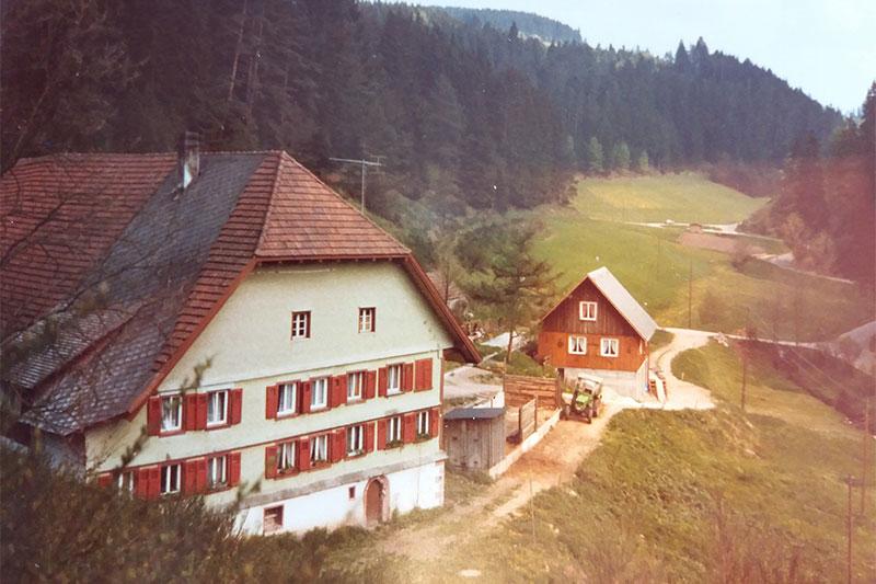Holz-Zentral-Heizung Hilserhof