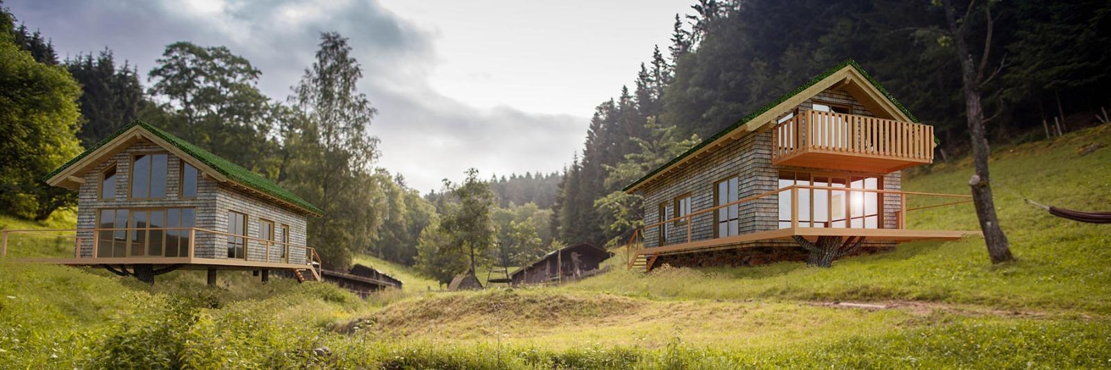 Hilser-Holz-Chalets