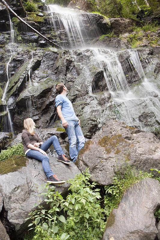 Riberger Wasserfälle